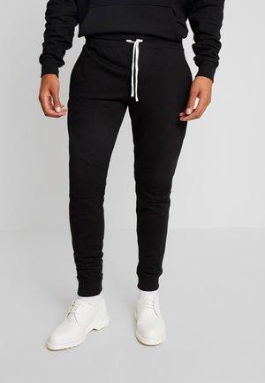 JOSHUA PANTS - Pantalon de survêtement - jet black