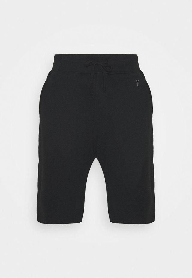 RAVEN  - Træningsbukser - black