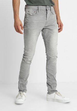 CIGARETTE - Džíny Slim Fit - grey