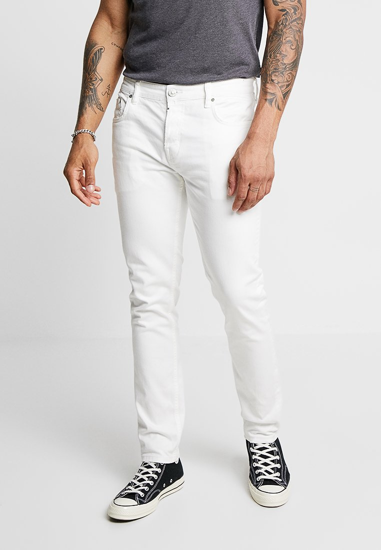 AllSaints - REX - Slim fit jeans - chalk