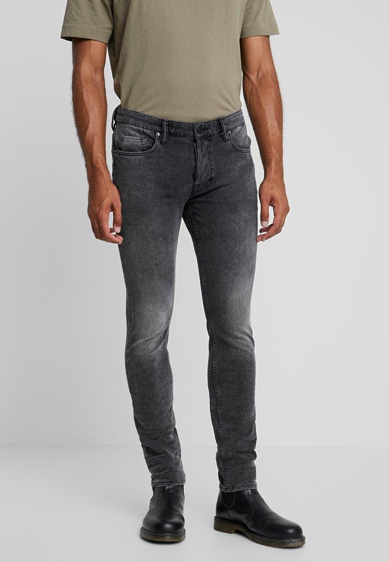 AllSaints - CIGARETTE - Jeans slim fit - dark grey