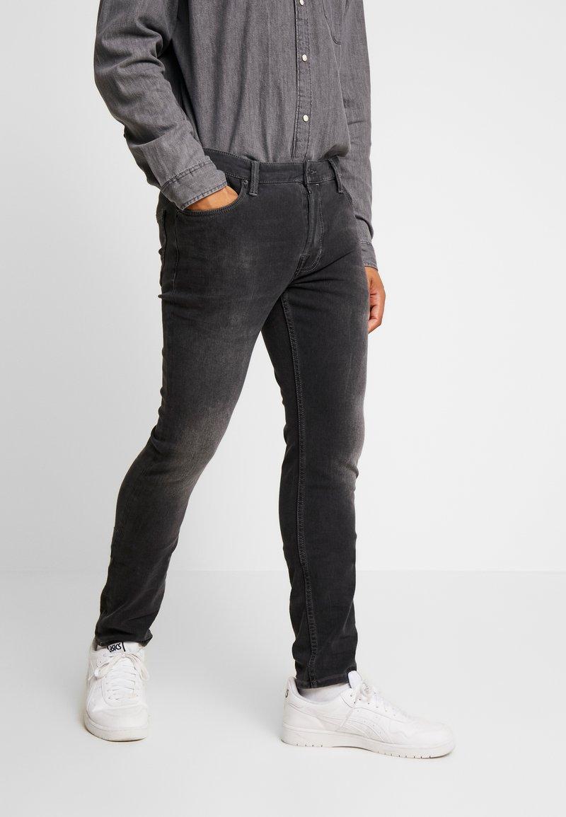 AllSaints - CIGARETTE - Džíny Slim Fit - washed black