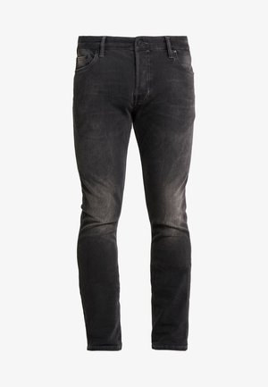 CIGARETTE - Jeans slim fit - washed black