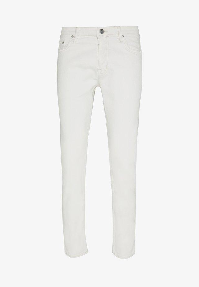 DEAN - Jeans Slim Fit - white