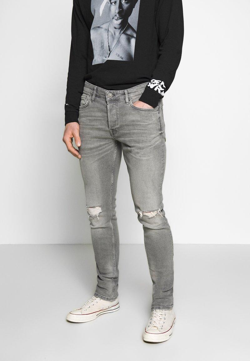 AllSaints - REX DAMAGED - Jeans slim fit - grey