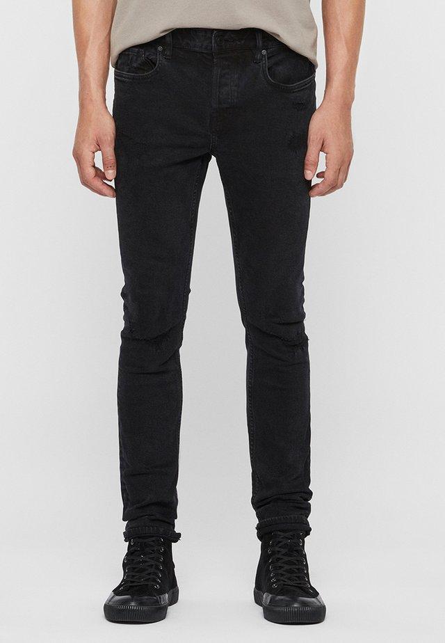 CIGARETTE  - Jeans Slim Fit - black