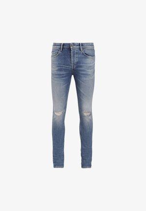 CIGARETTE  - Slim fit jeans - blue