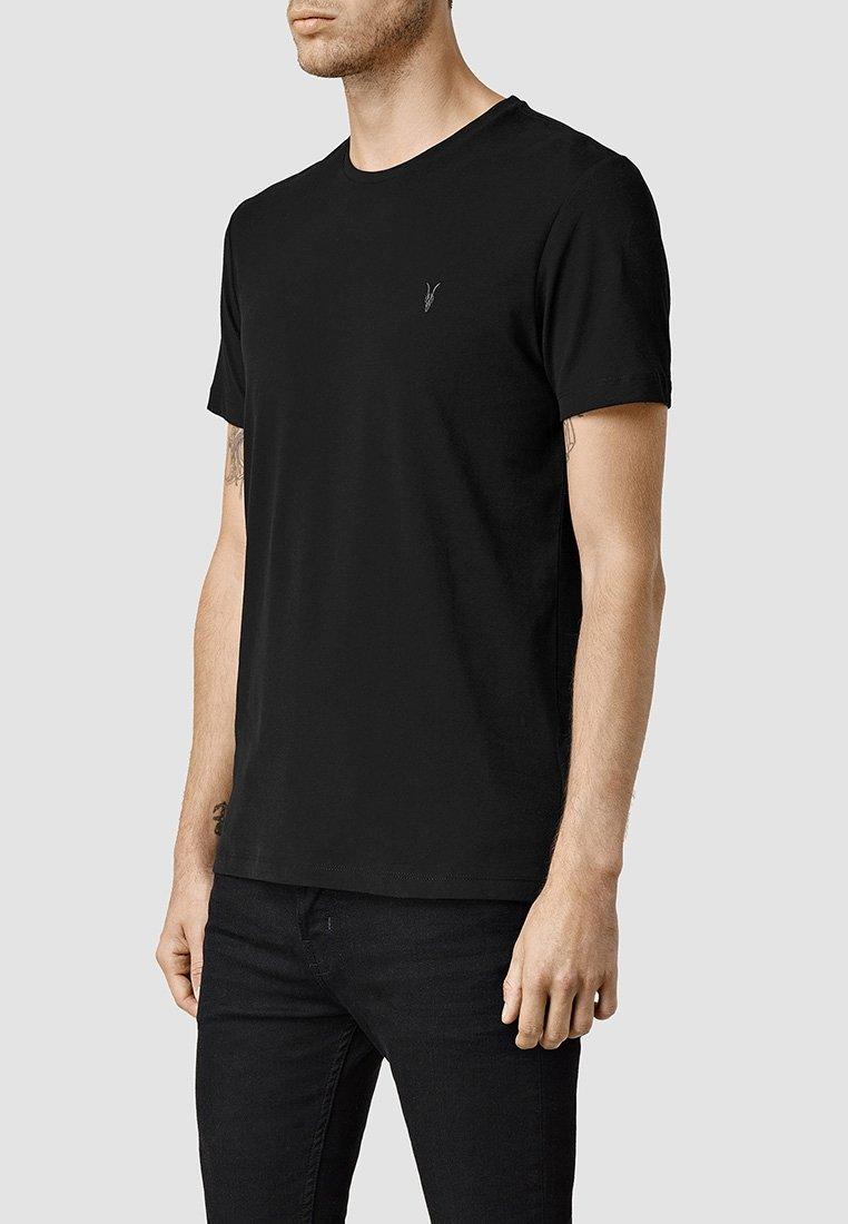 AllSaints T-shirts basic - ink navy - Tøj Til Herrer Salg