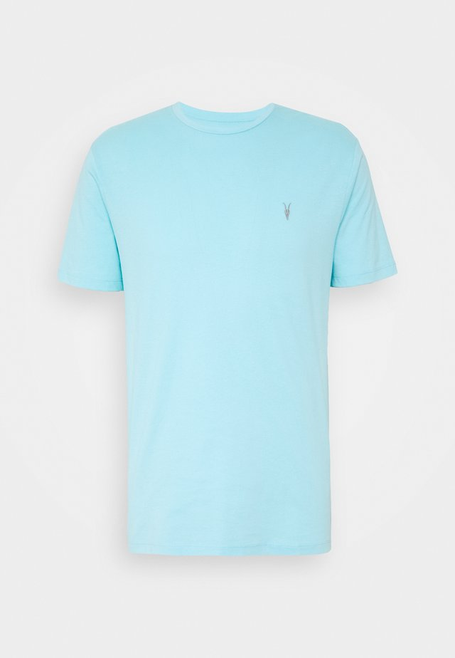 BRACE TONIC CREW - T-shirt - bas - hawaii blue