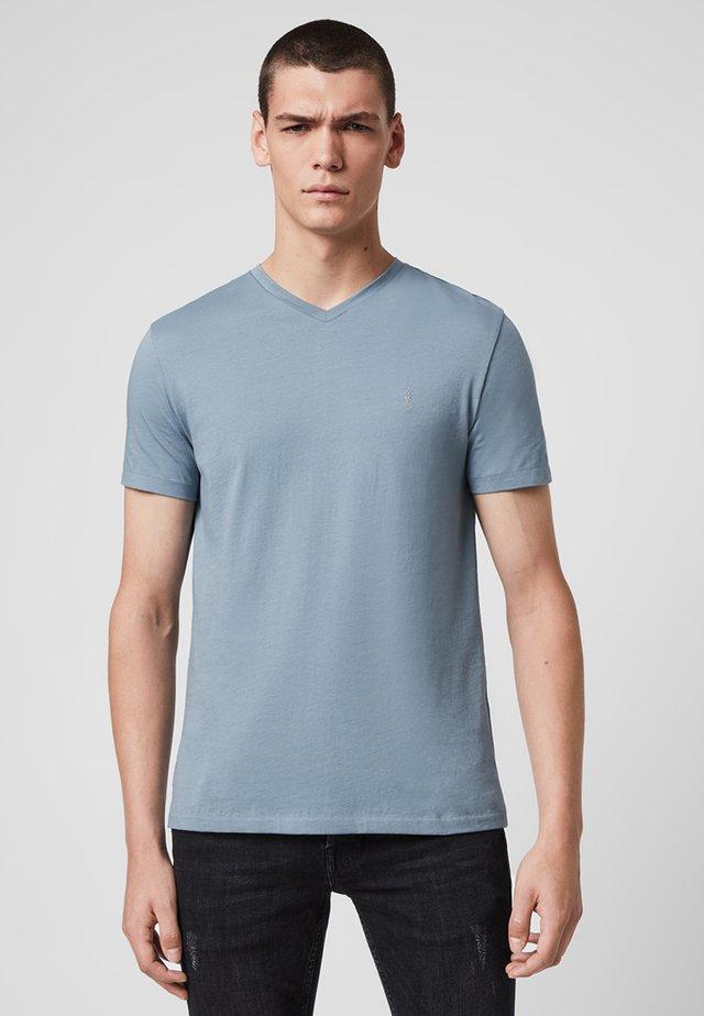 TONIC  - T-shirts basic - blue