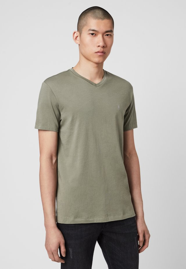 TONIC  - T-shirts basic - green