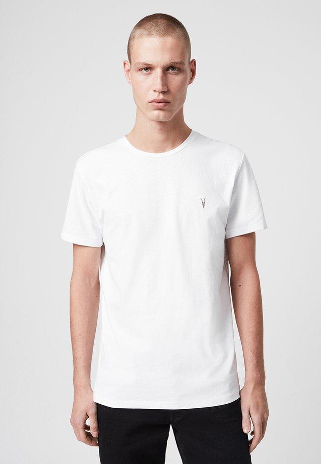 LAIDEN TONIC  - T-shirt basic - white