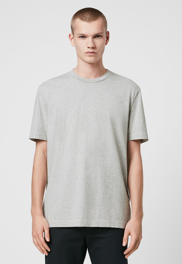 MUSICA - T-shirt basic - light grey