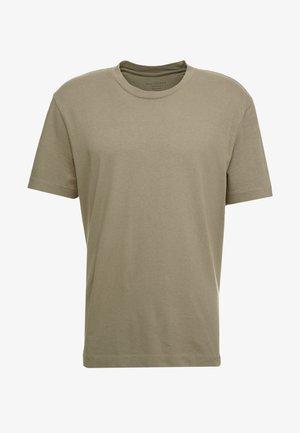MUSICA CREW - T-Shirt basic - beech green