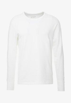 GAVIN CREW - Bluza - chalk white