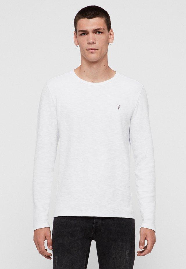 MUSE - Langærmede T-shirts - white