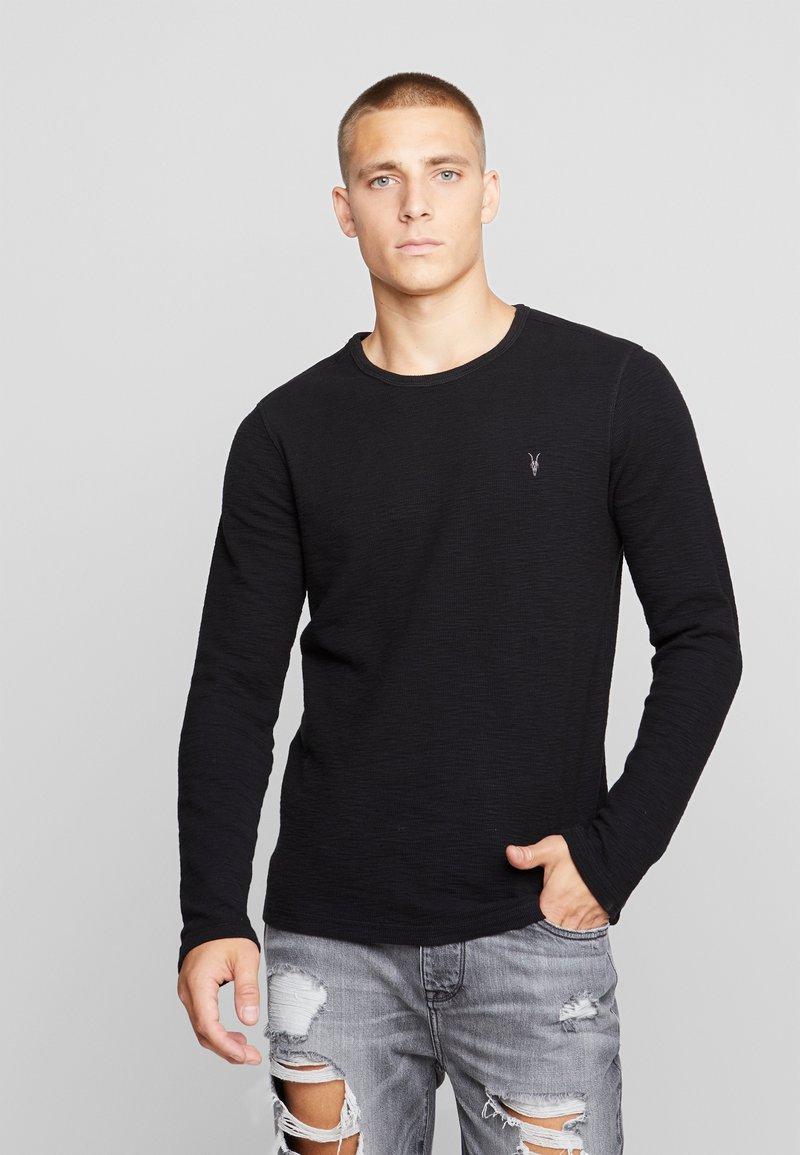AllSaints - MUSE CREW - Jumper - washed black