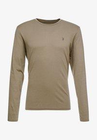 AllSaints - TONIC CREW - Topper langermet - beech green - 3