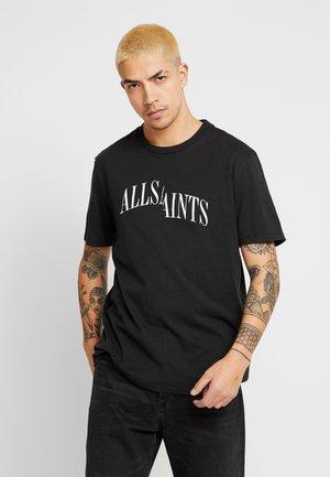 DROPOUT  - T-shirts print - jet black