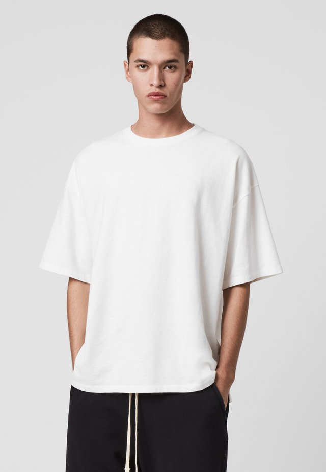 ISLANDERS - T-shirt basic - white