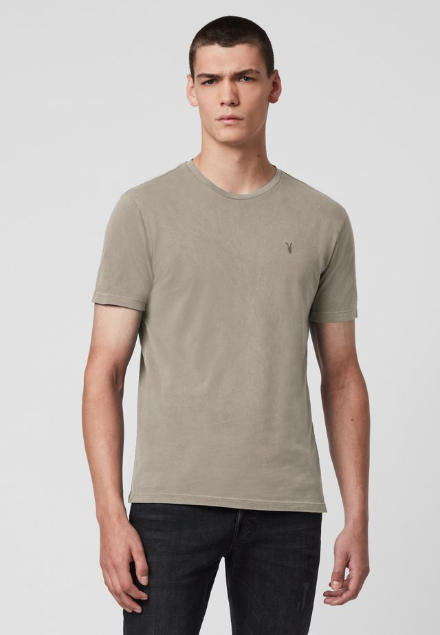 OSSAGE - T-shirts basic - green