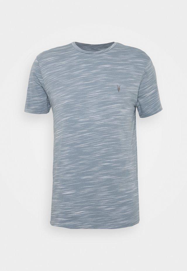 OWEN CREW - T-shirts print - enamel blue