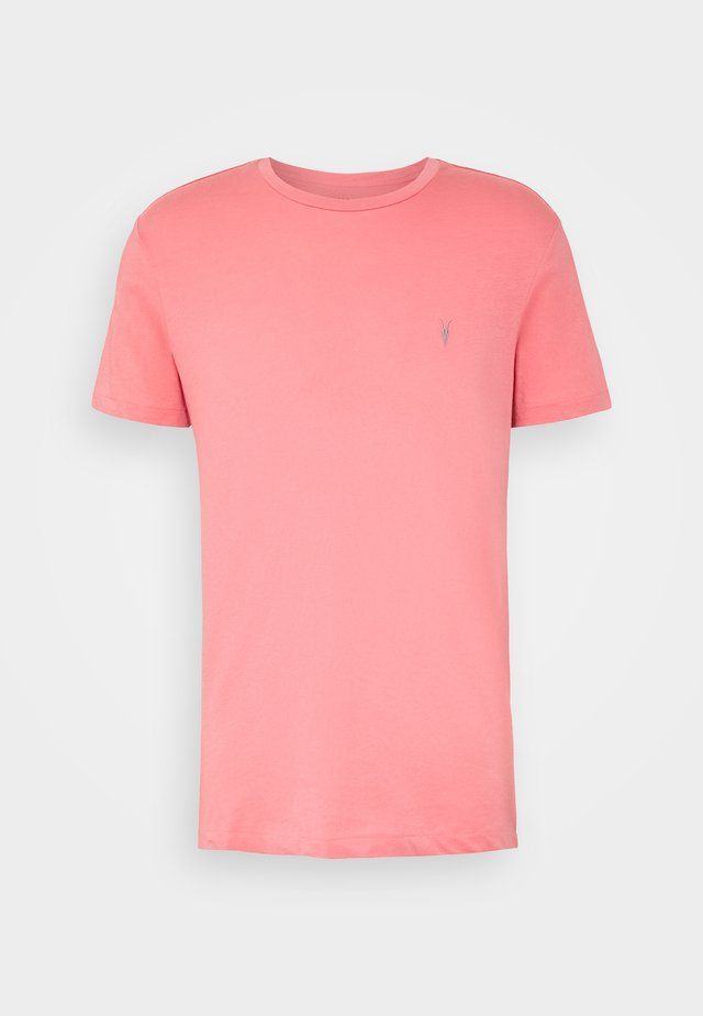 TONIC CREW - T-shirt - bas - havana pink