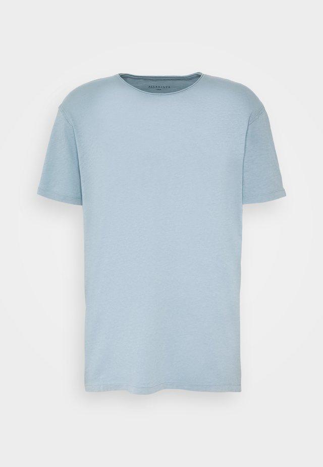 FIGURE CREW - T-shirt - bas - aegean blue