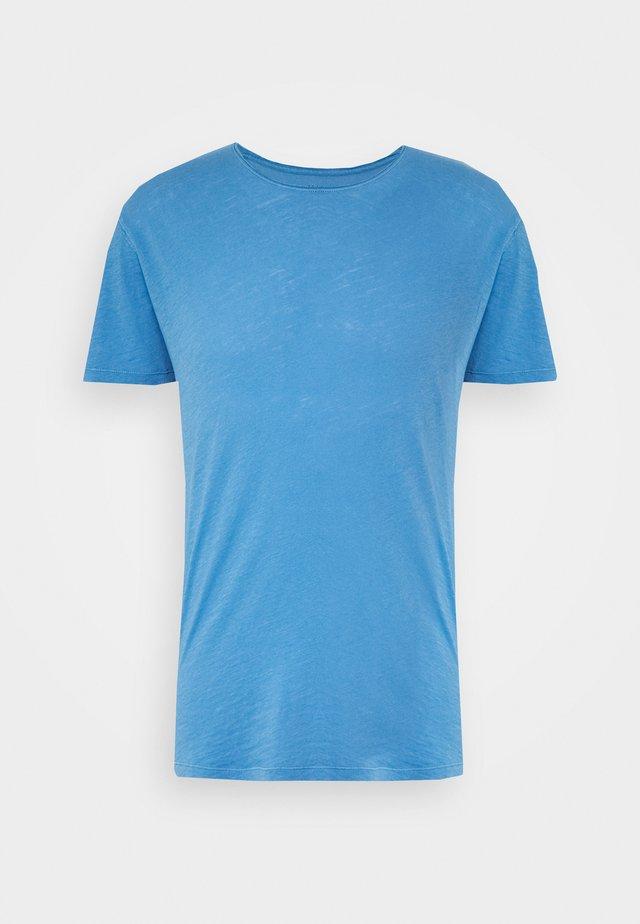 FIGURE CREW - T-shirt - bas - atlantic blue