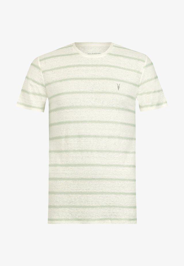 T-shirt med print - multi-coloured