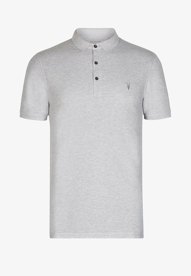 REFORM - Polo - grey marl