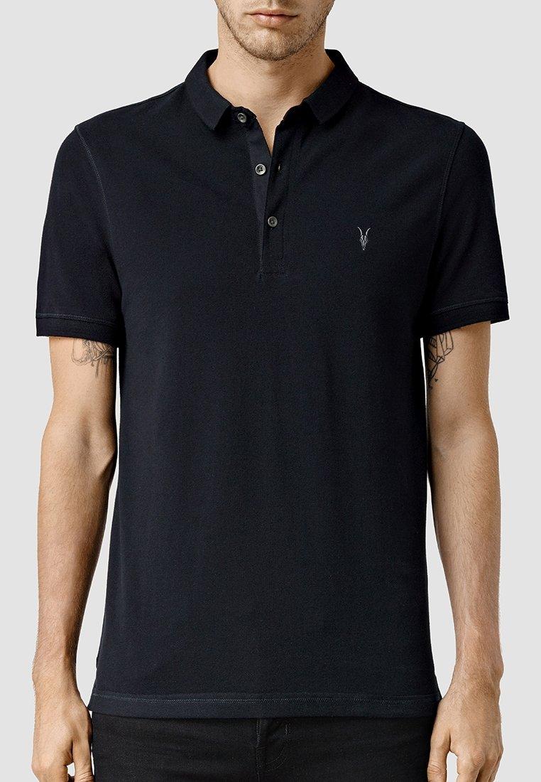 AllSaints REFORM - Koszulka polo - ink navy