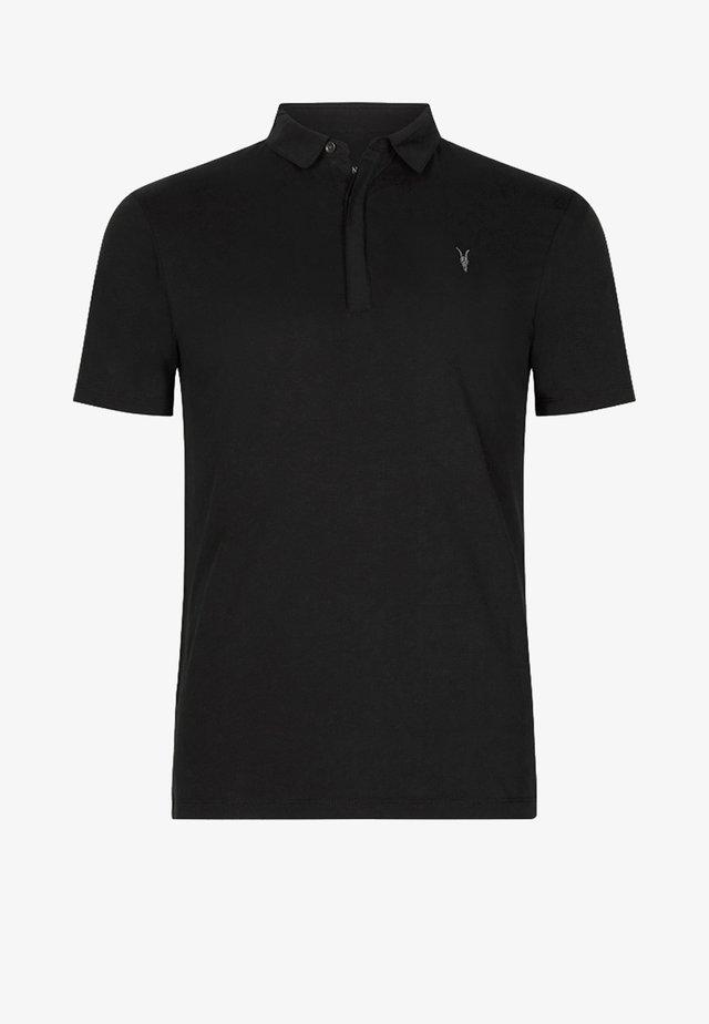 BRACE  - Poloshirt - jet black