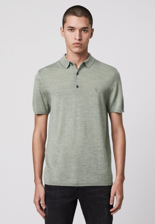 MODE  - Poloshirts - evergreen