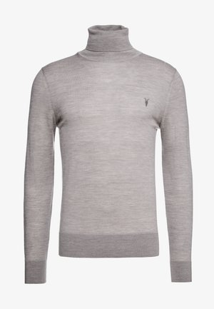 ROLL NECK - Svetr - shale taupe marl