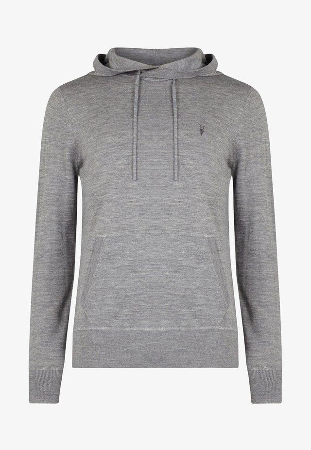 MODE  - Hættetrøjer - grey marl