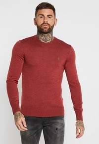 barn red marl