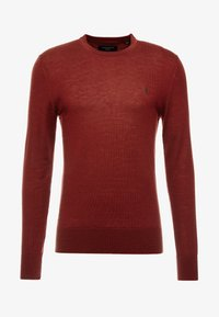 vista red marl