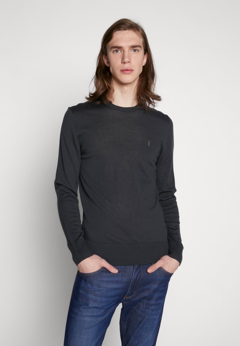 AllSaints - MODE CREW - Jumper - bracken green