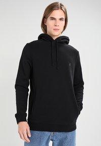 AllSaints - RAVEN  - Luvtröja - black - 0