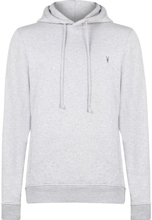 RAVEN  - Sweat à capuche - grey marl