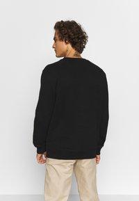 AllSaints - RAVEN CREW - Sweatshirts - black - 2