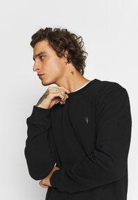 AllSaints - RAVEN CREW - Sweatshirts - black - 3