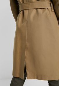 AllSaints - APSLEY - Trench - brown - 4