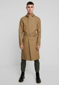 AllSaints - APSLEY - Trench - brown - 1