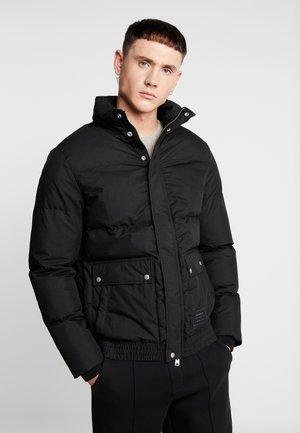 HADLEY PUFFER - Zimní bunda - black