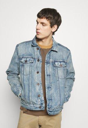 DANBY JACKET - Džínová bunda - indigo