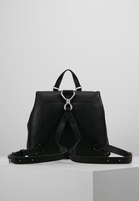 AllSaints - CAPTAIN BACKPACK - Zaino - black - 2