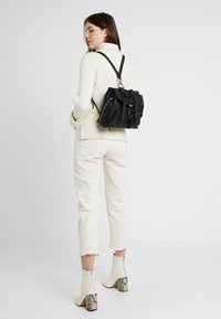 AllSaints - CAPTAIN BACKPACK - Zaino - black - 1
