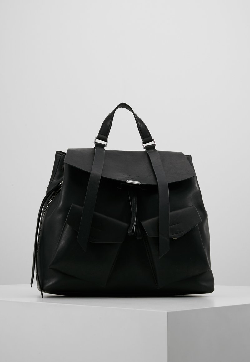 AllSaints - CAPTAIN BACKPACK - Zaino - black